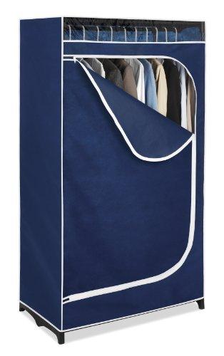 whitmor-clothes-closet-wardrobe-blue