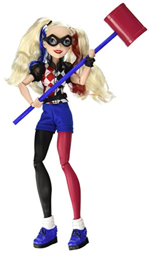 DC Super Hero Girl - DLT65 - Poupée Girls - Harley Quinn