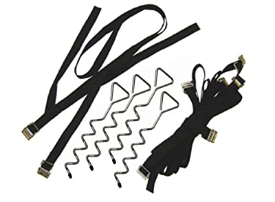 Jumpking Trampoline Anchor Kit by JumpKing