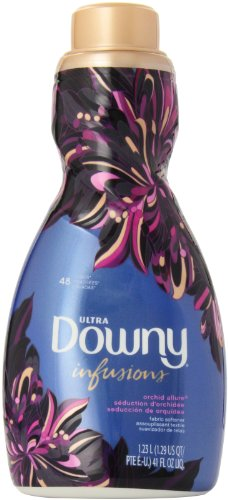 Downy Ultra Infusions Liquid Fabric Softener-Orchid Allure-41 oz (037000835080)