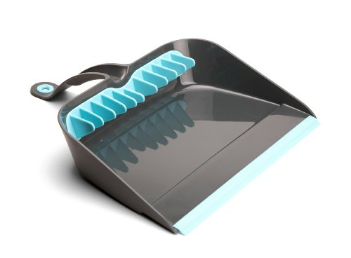 Quirky Broom Groomer Dust Pan