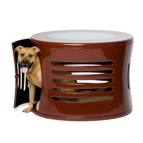 Table Dog Crate front-1046437