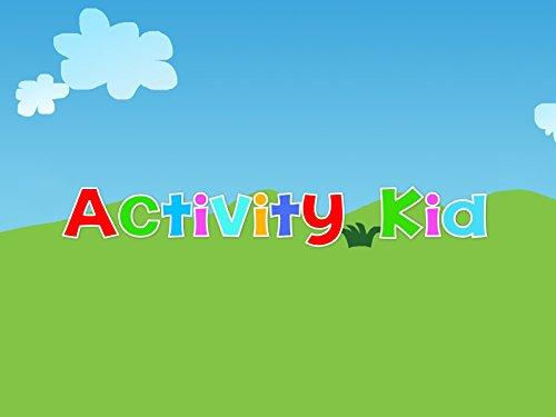 Activity Kid on Amazon Prime Video UK