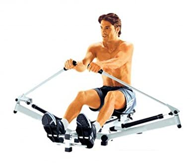 how to train with rowing machine