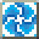 ドラゴンクエスト フロアマット 旅の扉 (ドラゴンクエストXで使えるアイテムコード「フロアマット 旅の扉」付き)