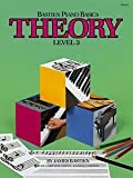 Bastien Piano Basics - Theory Level 2 Book