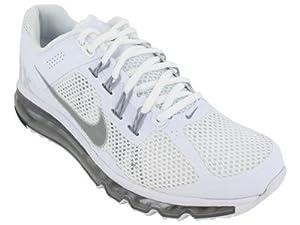 Nike Air Max+ 2013 Mens Running Shoes 554886-100 White 10 M US