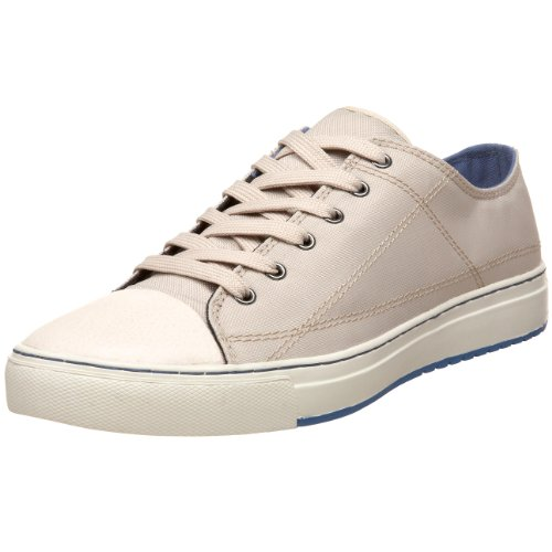 PF Flyers Men's Albin Court Shoe,Taupe,6 M US