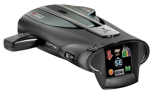 Cobra Xrs 9970G Voice Alert 15 Band Radar And Laser Detector