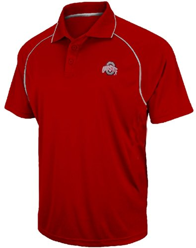 Ohio state buckeyes golf shirts price compare for Ohio state golf shirt