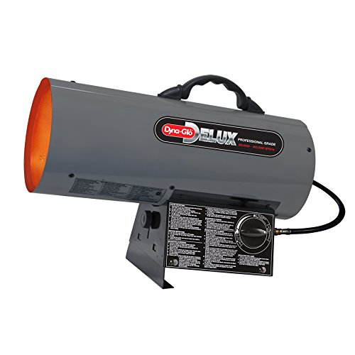 Dyna-Glo RMC-FA60DGD 30,000 - 60,000 BTU Liquid Propane Forced Air Heater (Ready Heat Propane Heater compare prices)