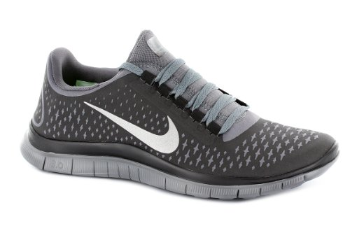 Nike Nike Free 3.0 V4 Running Shoes - 12.5 - Black
