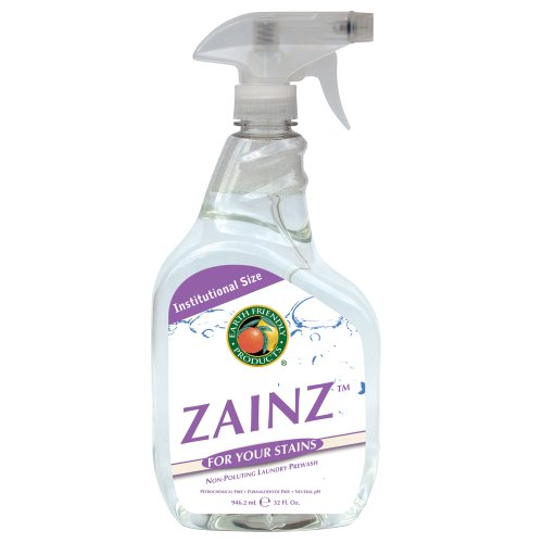 earth-friendly-products-proline-pl9759-32-zainz-laundry-prewash-32oz-spray-case-of-12