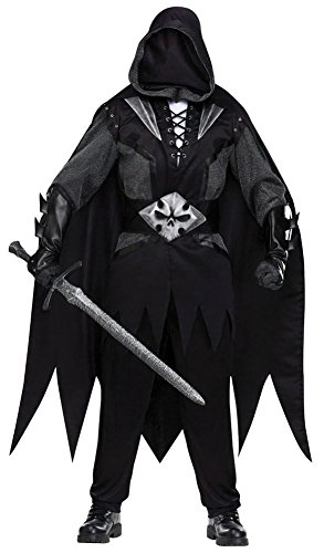 Evil Knight Adult Costume Halloween Costume - Most Adults
