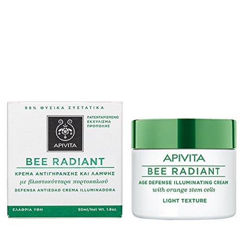 apivita-bee-radiant-age-defense-illuminating-cream-light-texture-50ml