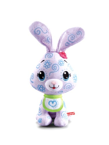 再特价:Fisher Price 费雪 Doodle Bear Bunny 涂鸦兔宝 $6图片