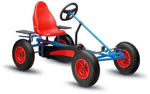 BERG Basic AF Riding Toy - Red / Blue