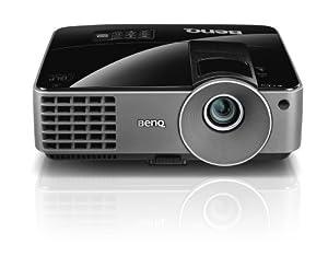 BenQ MS513P DLP-Projektor (SVGA, Kontrast 13000:1, 800 x 600 Pixel, 2700 ANSI Lumen, HDMI)