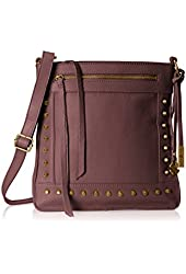 Lucky Brand Women's Studded North/South Crossbody