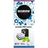 NEW Ecozone Ecoballs 1000 washes, NEW improved formula and performance, NEW softer wash balls