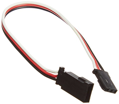 Graupner Servo Lead Extension, 22 AWG/150mm Futaba - 1