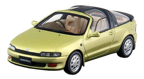 Hi Story 1/43 Toyota SERA (1991) グリニッシュイエローマイカメタリック