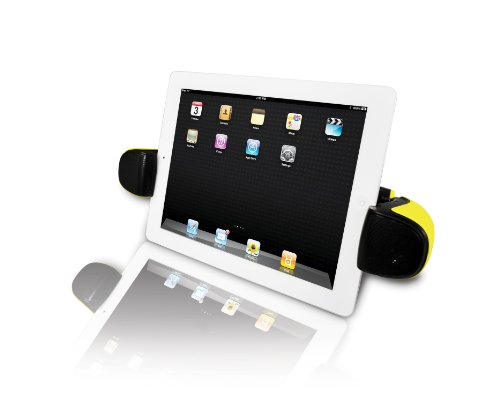 Favi Boomerang Wireless Surround Sound For Ipads And Tablets (Yellow)
