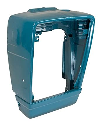 radiator cover ford 2000 2600 3000 3600 3900. Black Bedroom Furniture Sets. Home Design Ideas