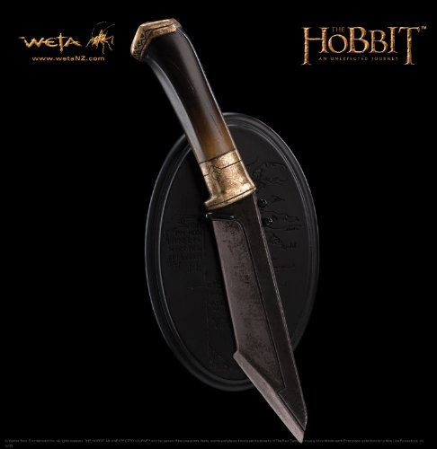 Knife of Fili the Dwarf - The Hobbit: An Unexpected Journey Prop Replica