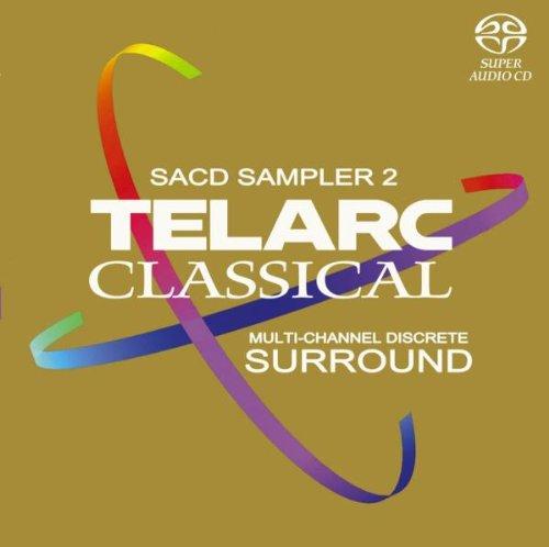 Telarc Classical SACD Sampler 2 [Hybrid SACD]