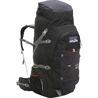 JanSport Big Bear 82 Trail Series Backpack, Grey Humboldt