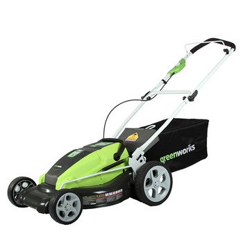 GreenWorks 25352 36V Cordless 19-in 3-in-1 Lawn Mower (Discontinued by Manufacturer) image