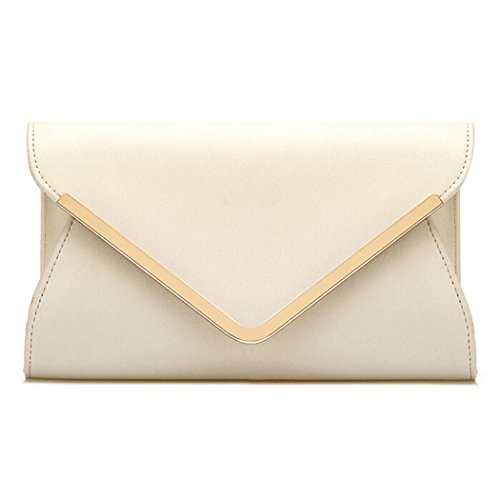Koson-Man Evening Envelope Clutches Bag for Women New Handbags Shouder Bags Hot Sale