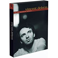 Vincent Delerm : Les Pelouses de Kensington / Un soir Boulevard Voltaire - Coffret 2 DVD