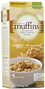Mom's Best Maple Oats Muffin Mix, 7.5