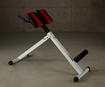 バックエクスベンチ / 背筋 強化 の必須アイテム! 軽量コンパクト 折りたたみ収納