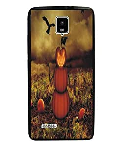 Techno Gadgets Back Cover for infocus m330