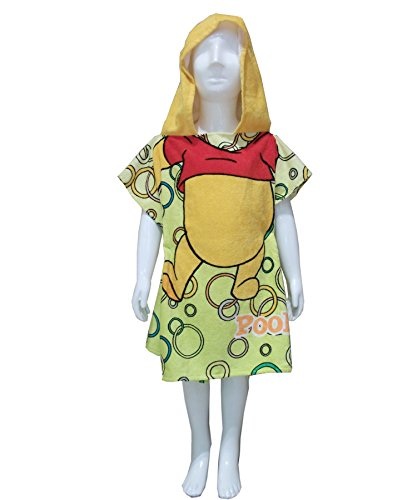 Bombay Dyeing Disney Pooh Cotton Poncho – Multicolor (MT056056DP0005)