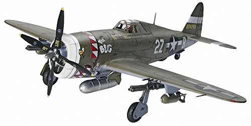 Revell P-47D Thunderbolt Razorback Plastic Model Kit (Toy Plane Build compare prices)