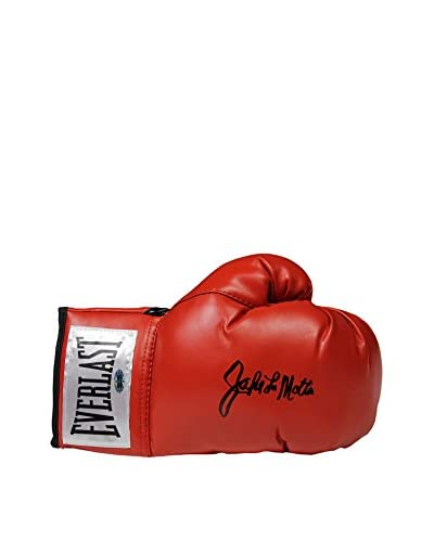 Steiner Sports Memorabilia Jake Lamotta Signed Everlast Boxing Glove