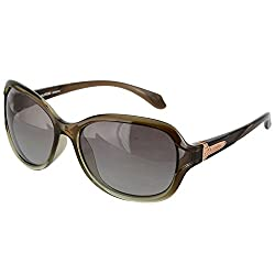 Outdo Butterfly Sunglasses (Greenish Brown) (FL951P35917138)