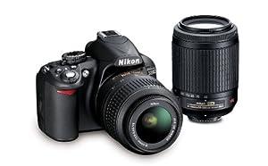 Nikon D3100 14.2MP Digital SLR Camera by Nikon