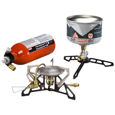 Coleman Fyrestorm Ti Multi-fuel Stove