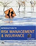 img - for Introduction to Risk Management and Insurance (10th Edition) book / textbook / text book