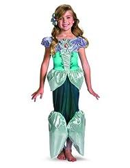Disney Little Mermaid Ariel Costume Halloween