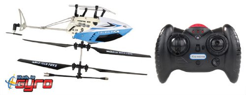 World Tech Toys Gyro Invert-X 3.5Ch Electric Rtf Upside Down Flying Rc Helicopter
