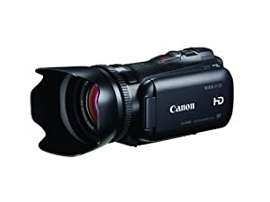 Canon VIXIA HF G10 Full HD Camcorder with HD CMOS Pro and 32GB Internal Flash Memory