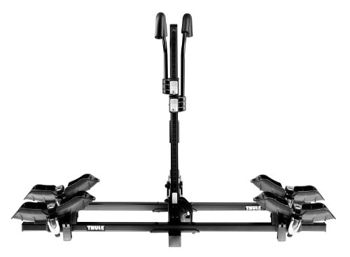 Thule 990XT Doubletrack Platform Bike Hitch Rack (Hitch Mount Bike Rack Thule compare prices)