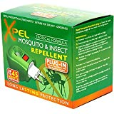 Xpel Mosquito & Insect Repellent Plug-In