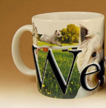 West Highland Terrier (Westie) - Coffee Mug